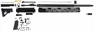 AR-15 .223 WYLDE COMPLETE BUILD KIT WITH 80% LOWER
